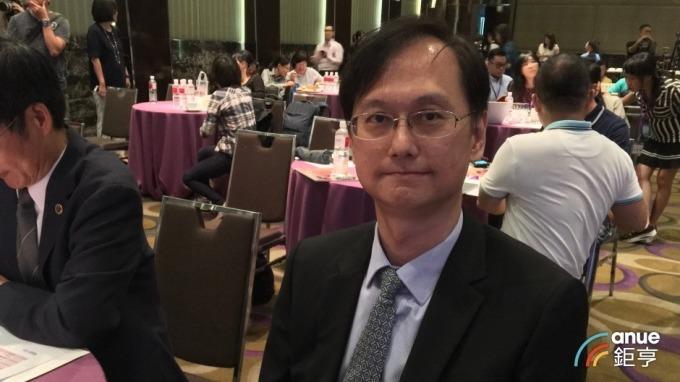 聯電共同總經理簡山傑。(鉅亨網資料照)