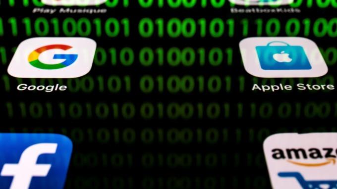美國司法部:科技巨頭競爭存在實質問題 已啟動調查(圖片:AFP)