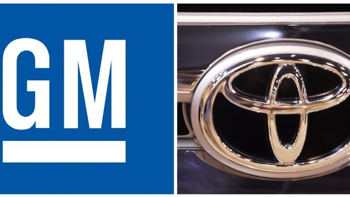 和加州作對!GM、TOYOTA等喪失標案資格 (圖片:AFP)