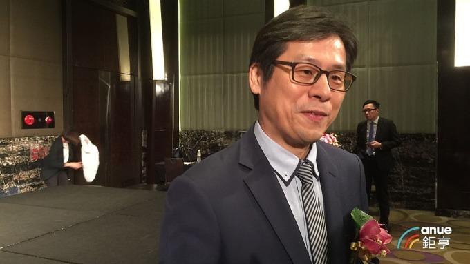 亞洲教育總經理吳明錦。(鉅亨網記者張欽發攝)