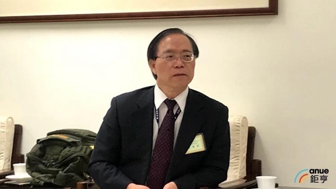 中華電上網吃到飽新合約惹議,圖為董事長謝繼茂。(鉅亨網資料照)