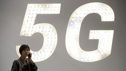 彭博:歐盟準備就緒 向中國發出 5G 警告。(圖片:AFP)