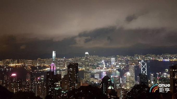 高力國際:中美貿易戰開打 台地產業受惠香港受害深。(鉅亨網記者張欽發攝)