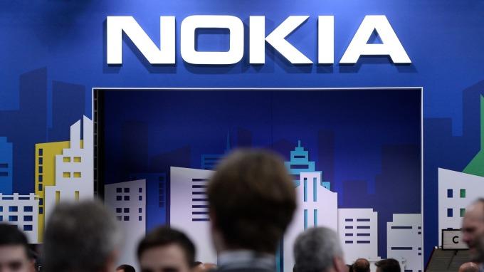 5G手機落人後 諾基亞:我們在軟體上有優勢(圖片:AFP)