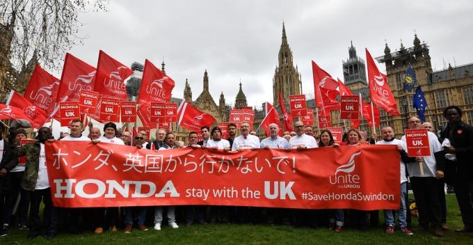 本田決定 2021 年關閉英國工廠 (圖片:AFP)