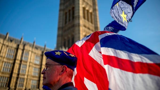 脫歐的英國 脫英的日企 (圖片:AFP)