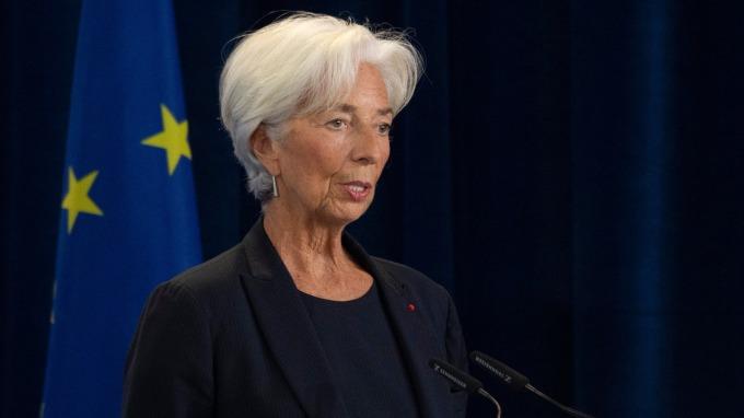 拉加德: ECB將持續推動貨幣政策以支撐經濟(圖片:AFP)