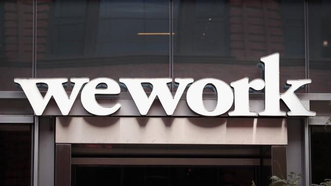 軟銀本週將對WeWork展開TOB 規模上看30億美元 (圖片:AFP)