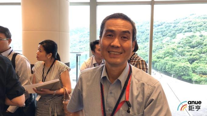 精材董事長陳家湘。(鉅亨網資料照)