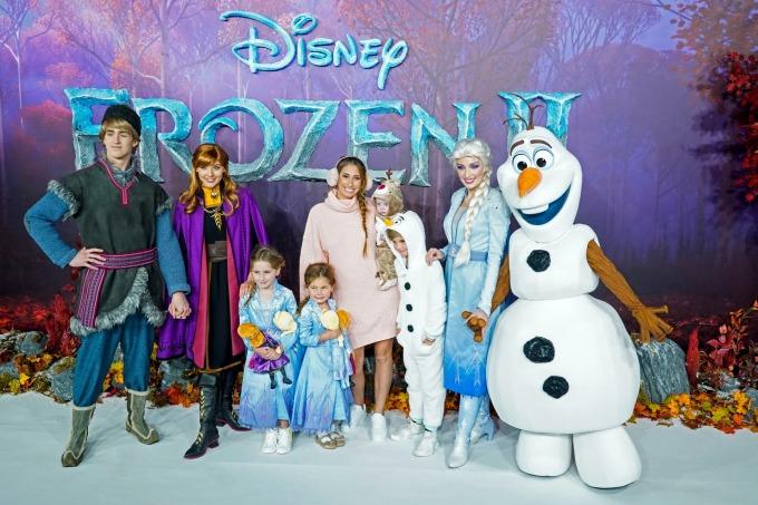 《冰雪奇缘 2》 上映迄今,全球已橫掃 3.5 億美元票房。(圖片:AFP)