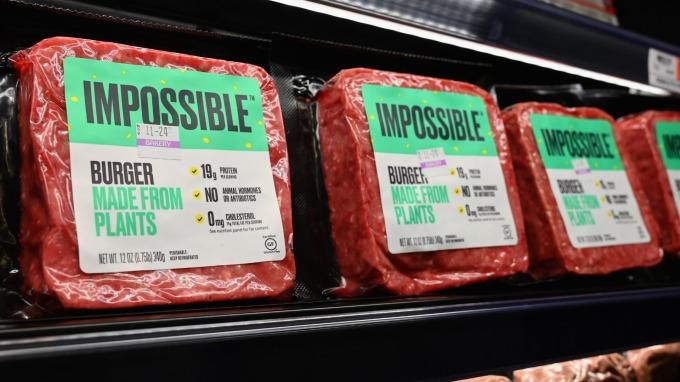 Impossible Foods擬進行新一輪融資 推升估值倍數增加(圖:AFP)