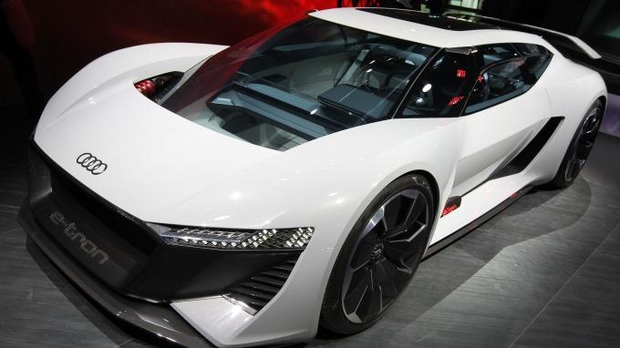 德國奧迪宣布裁撤一成人力 電動車等部門將新增2000人 (圖片:AFP)