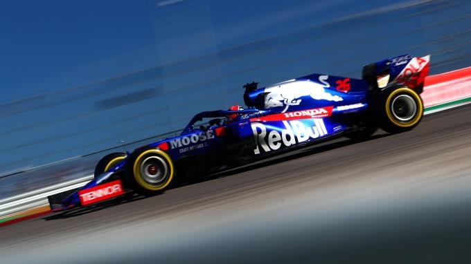提升形象與技術力 HONDA繼續投入2021年F1賽事 (圖片:AFP)