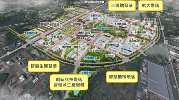中央補助高雄5.25億元 建構橋頭科學園區聯外道路。(圖:內政部營建署提供)