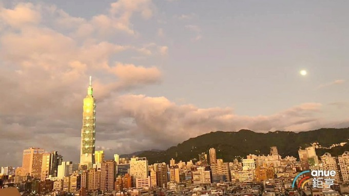 台北市新舊住宅大比價,蛋黃區大安區老宅仍位居高價區。(鉅亨網記者張欽發攝)