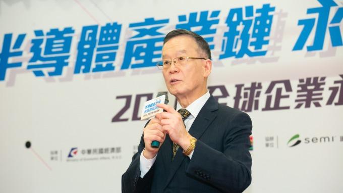 財團法人台灣永續能源研究基金會董事長簡又新。(圖:台灣永續能源研究基金會提供)