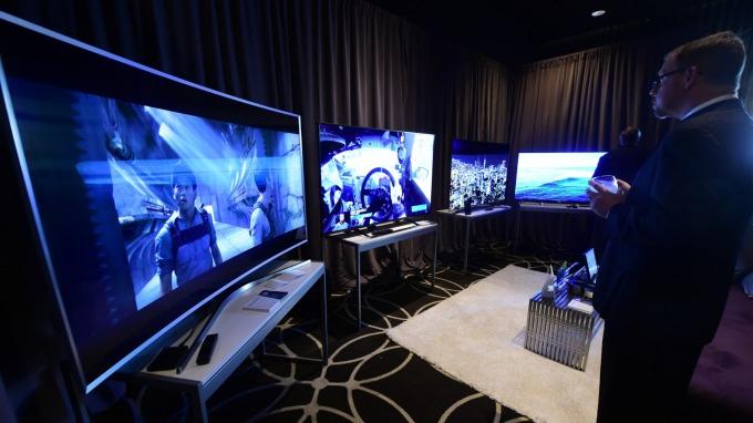 京東方:明年推Mini LED新品 LCD投資暫停  (圖片:AFP)