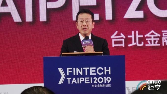 顧立雄:台灣具三大優勢 向國際新創團隊喊話來台投資。(鉅亨網記者陳蕙綾攝)
