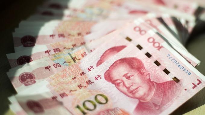 穆迪:經濟持續放緩下 2020年陸企債務違約最高恐至50起  (圖:AFP)