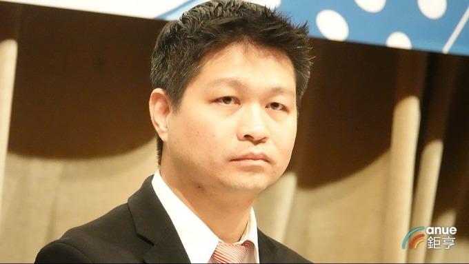 中揚光總經理李榮洲。(鉅亨網記者張欽發攝)