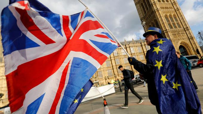 CBI:貿易戰及脫歐影響 英國經濟將在2020年進一步放緩(圖片:AFP)