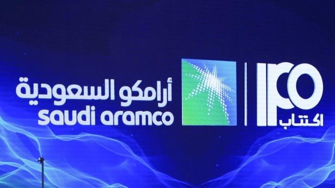 沙國料將擴大減產規模以拉高油價 幫助阿美公司高估值上市  (圖:AFP)