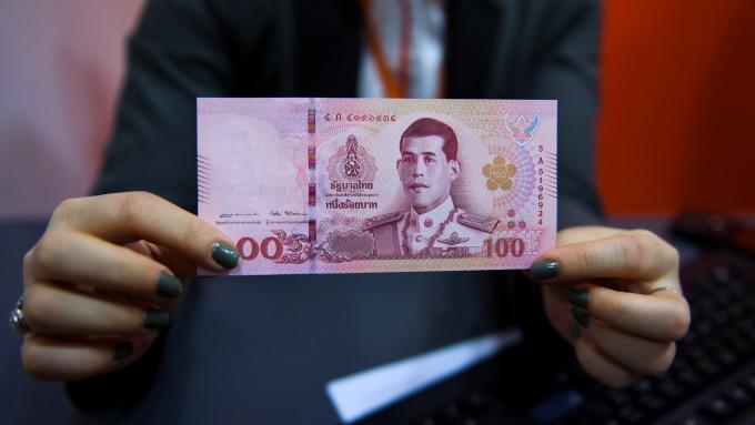泰國總理:政府應考慮如何支出美元 幫助泰銖走貶(圖:AFP)