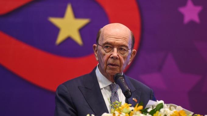 警告中國別拖拉!美商務部長:12/15若沒協議將加徵關稅。(圖片:AFP)