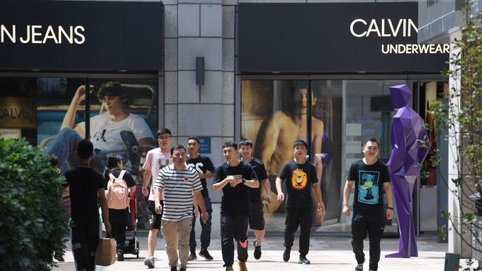 零售業的逆襲!沃爾瑪、Target網購業務成長 挑戰電商霸主亞馬遜(圖片:AFP)