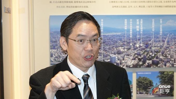 宏普副總經理游武龍。(鉅亨網記者張欽發攝)