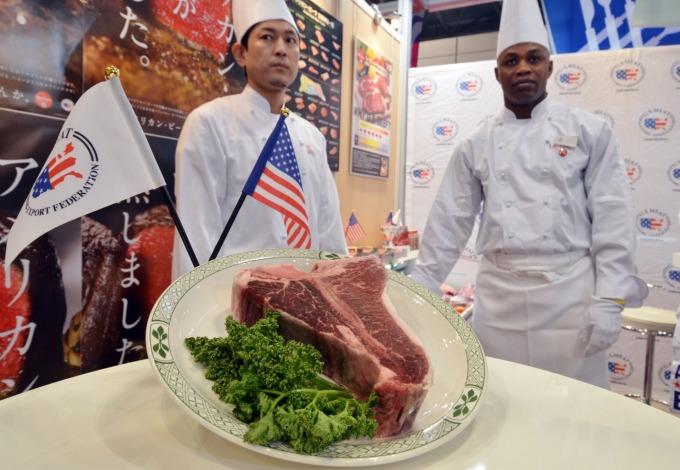日本參院通過美日貿易協定 預定 2020 年 1 月上路 (資料照片) (圖片:AFP)
