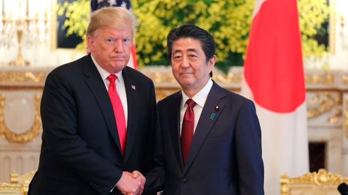 日本參院通過美日貿易協定 預定2020年1月上路 (資料照片) (圖片:AFP)