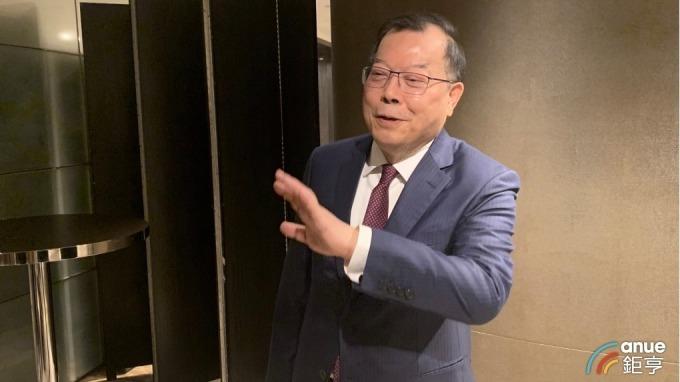 力晶集團創辦人、力積電董事長黃崇仁。(鉅亨網記者林薏茹攝)