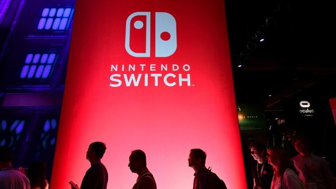任天堂Switch刷新全美單週銷售紀錄83萬台  (圖片:AFP)