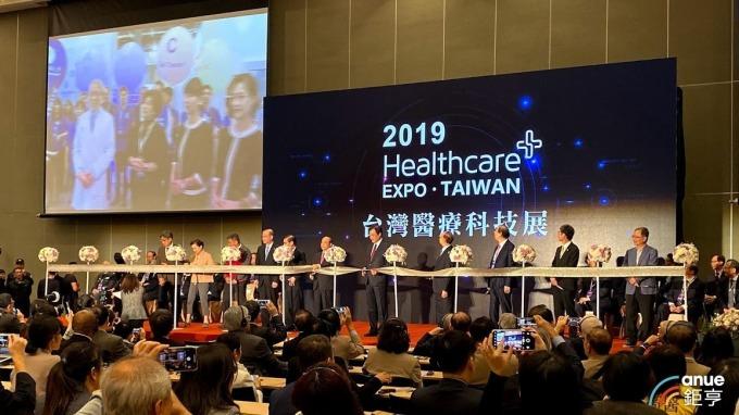 〈醫療科技展〉展覽規模刷新紀錄 目標2024年搶全球2兆元商機