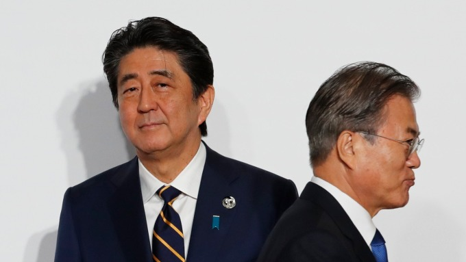 台灣10月取代南韓 成為日本第三大出口國 (圖片:AFP)