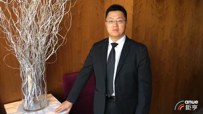 捷迅總經理孫綱銀。(鉅亨網資料照)