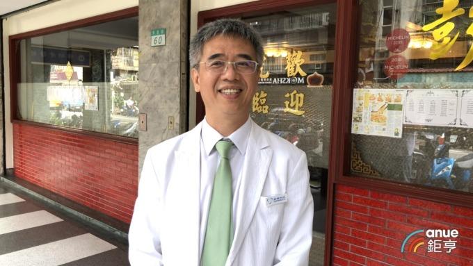 蔚華科總經理高瀚宇。(鉅亨網資料照)