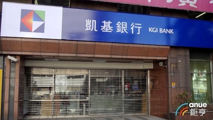 凱基銀落實開放銀行 首創貸款平台可繳7家銀行信貸、28家信用卡費。(鉅亨網資料照)
