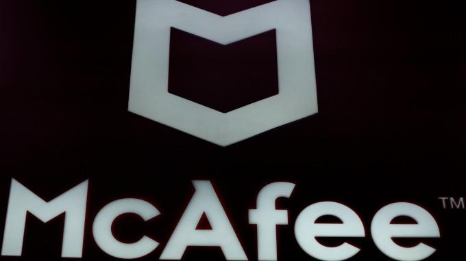 McAfee考慮將消費者業務和NortonLifeLock合併 有望催生近期最大技術收購 (圖:AFP)