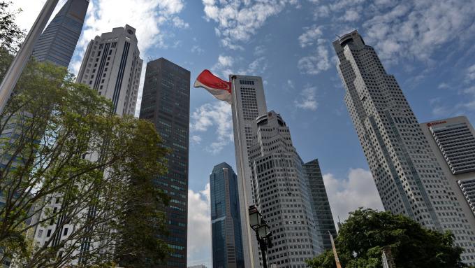 新加坡Q3失業率上升至2.3% 創十年來新高 (圖片:AFP)