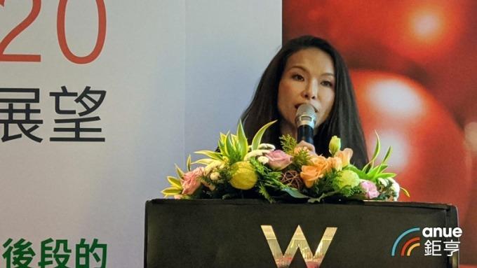 宏利投資管理資本市場資深總體經濟策略師Sue Trinh。(鉅亨網記者陳蕙綾攝)