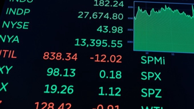 瑞銀 : 三大關鍵將影響投資人2020年投資組合 (圖: AFP)