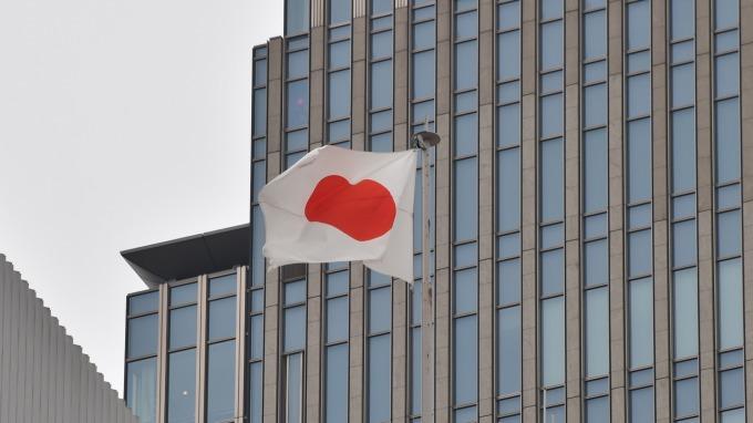 日本央行短觀:大型企業製造業連4季惡化 (圖片:AFP)
