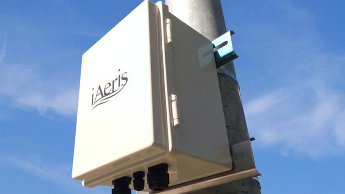 維新應用iAeris空氣檢測解決方案,針對各國PM2.5以及空氣汙染源提供即時與高準確性的檢測服務。(圖:宜鼎提供)