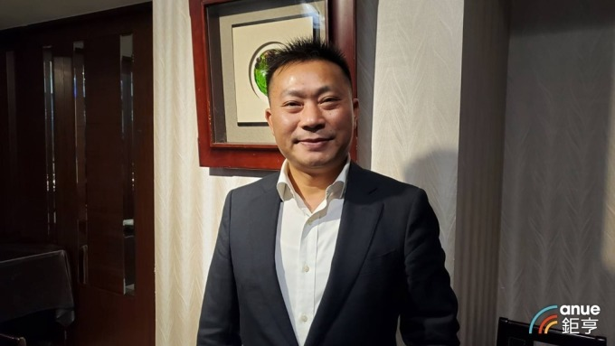 淘帝總經理周志鴻。(鉅亨網記者王莞甯攝)