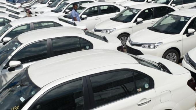 歐洲汽車銷售回溫 11月新車銷售增長4.5%  (圖:AFP)