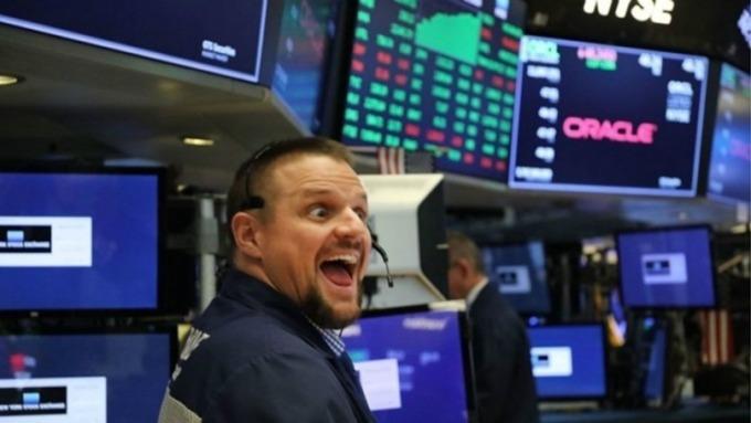 199位經理人:美股Risk ON情緒回歸 但上漲空間僅剩4% (圖片:AFP)