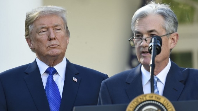 川普又再呼籲降息!Fed官員主張按兵不動 (圖:AFP)