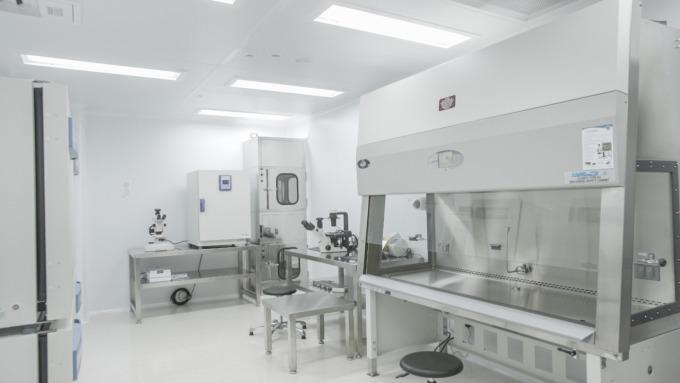 三顧細胞實驗室。(圖:三顧提供)